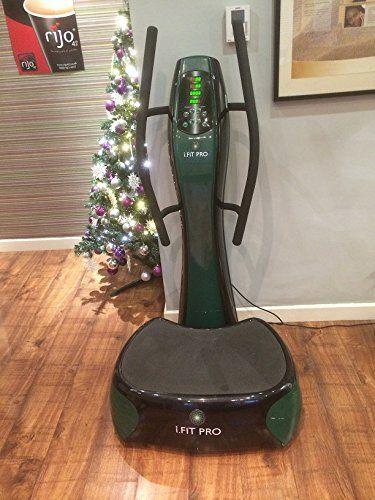 iFit Pro Vibration Plate Power Massage Fitness Oscillating