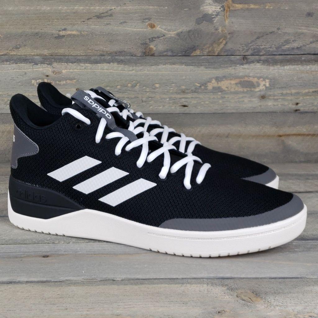 adidas Men's Basketball 80s Shoes Black