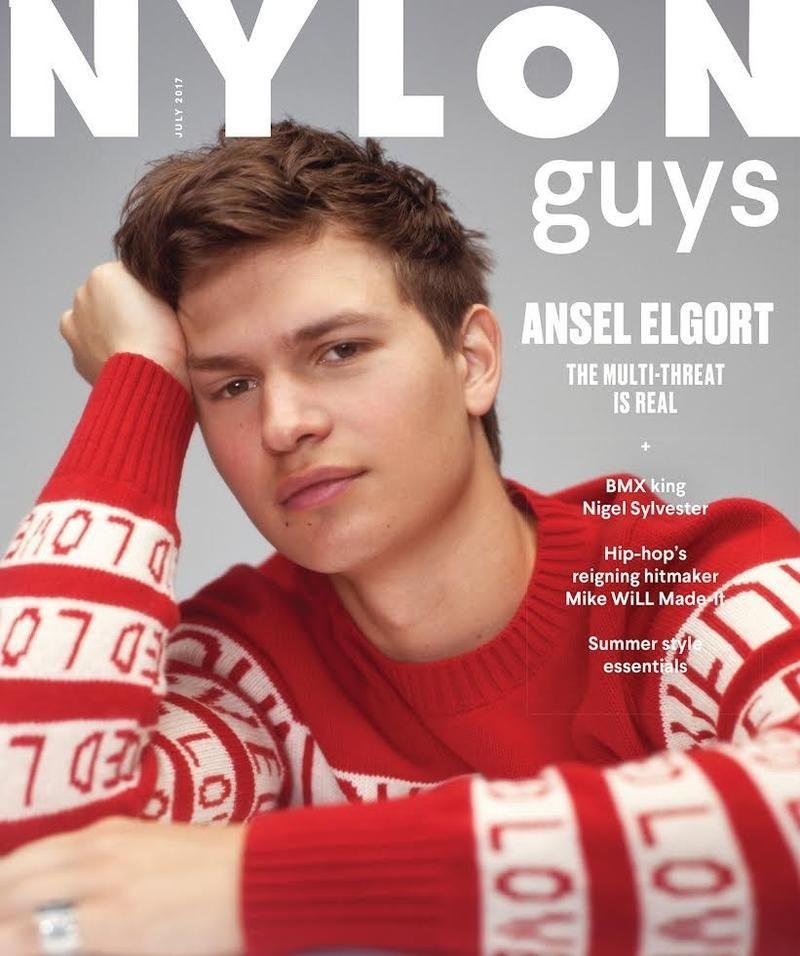 Nylon Guys June 2017 Cover (Nylon Guys)