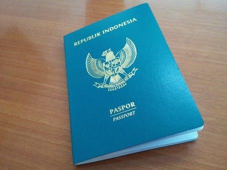 Ini Cara Efektif Perpanjang Paspor Di Kantor Imigrasi Paspor Foto Paspor Indonesia
