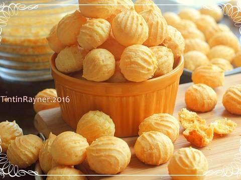 Resep Sus Kering Keju Aka Cheese Crispy Choux Renyah Ngejuu Oleh Tintin Rayner Resep Resep Resep Biskuit Keju