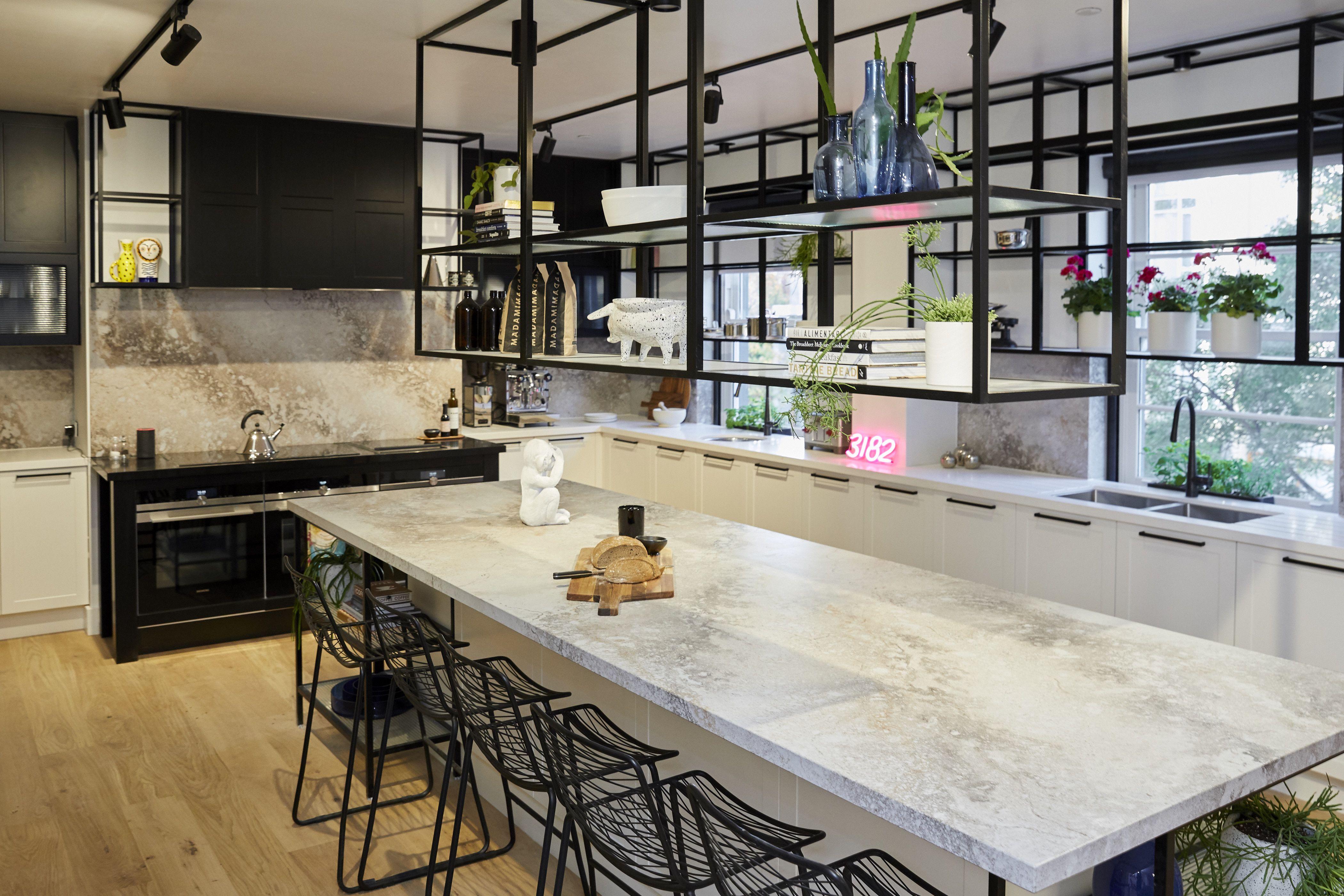 Best Courtney And Hans Kitchen Challenge Apartment The Block 400 x 300