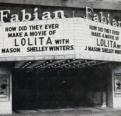 Fabian Theater Paterson Nj Vintage Nj Theatres Jersey Girl Garden State Plaza Moving To