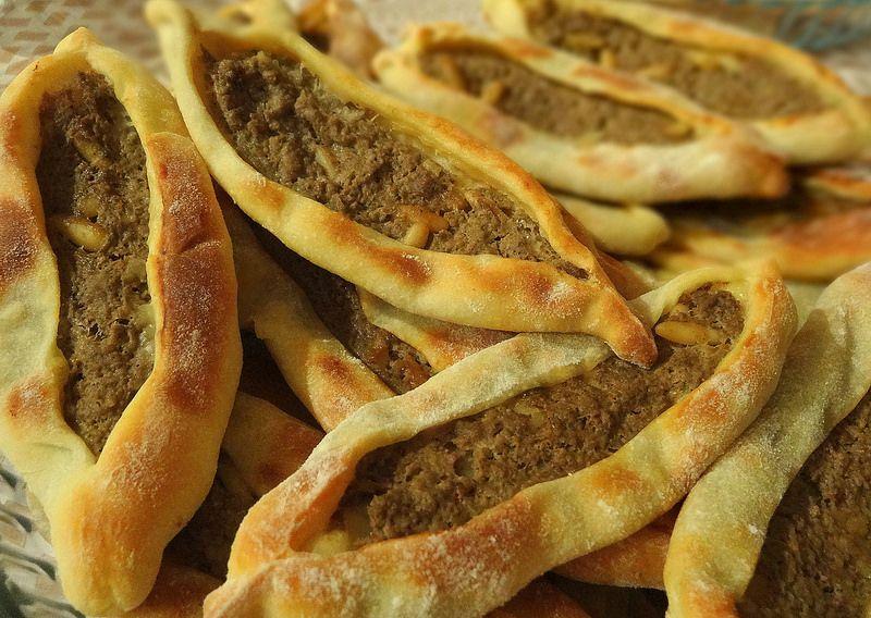 Meat Fatayer Fatayer Recipe Mediterranean Recipes Food Photography