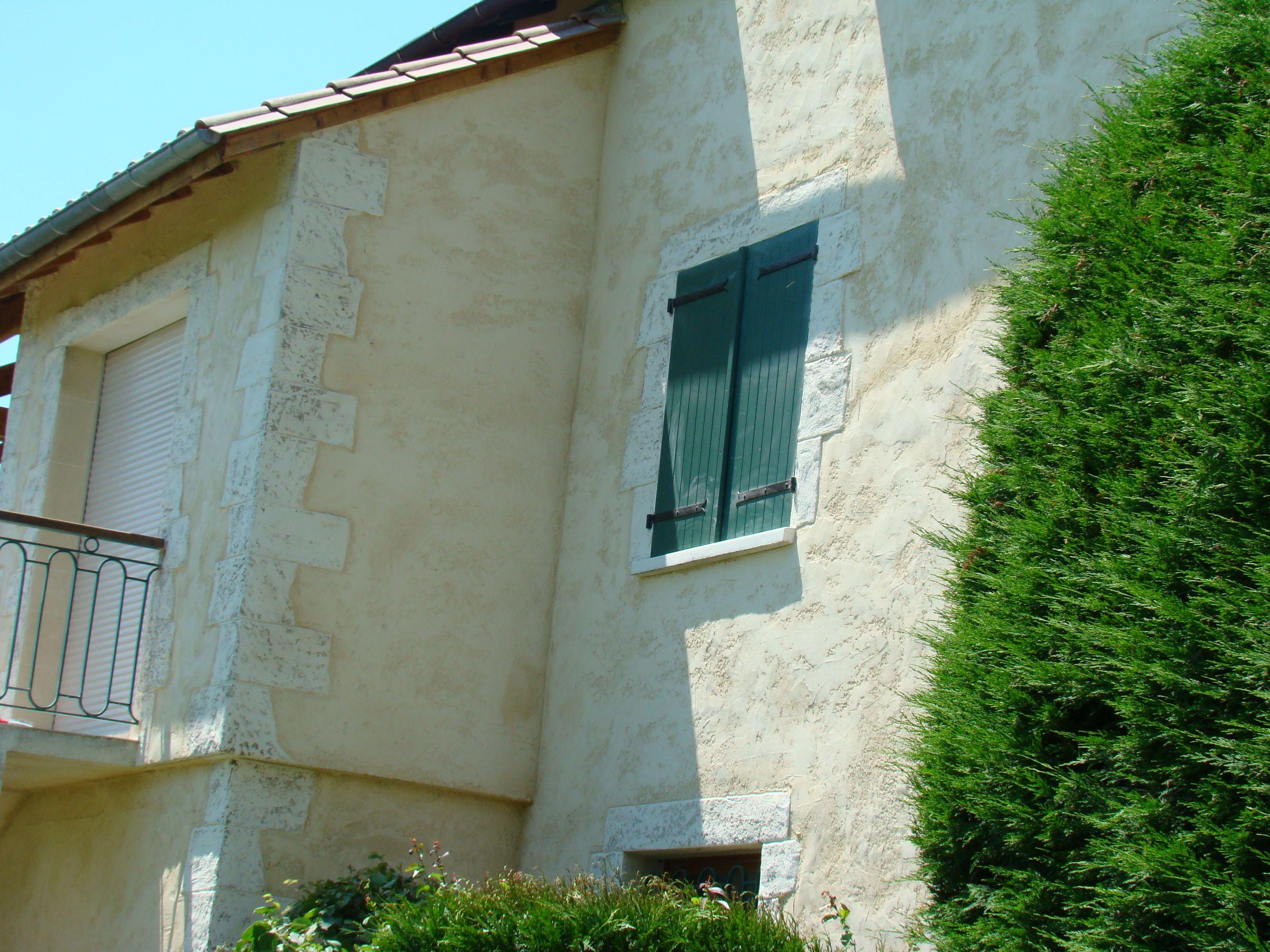 La importancia de los remates en esquinas y ventanas.