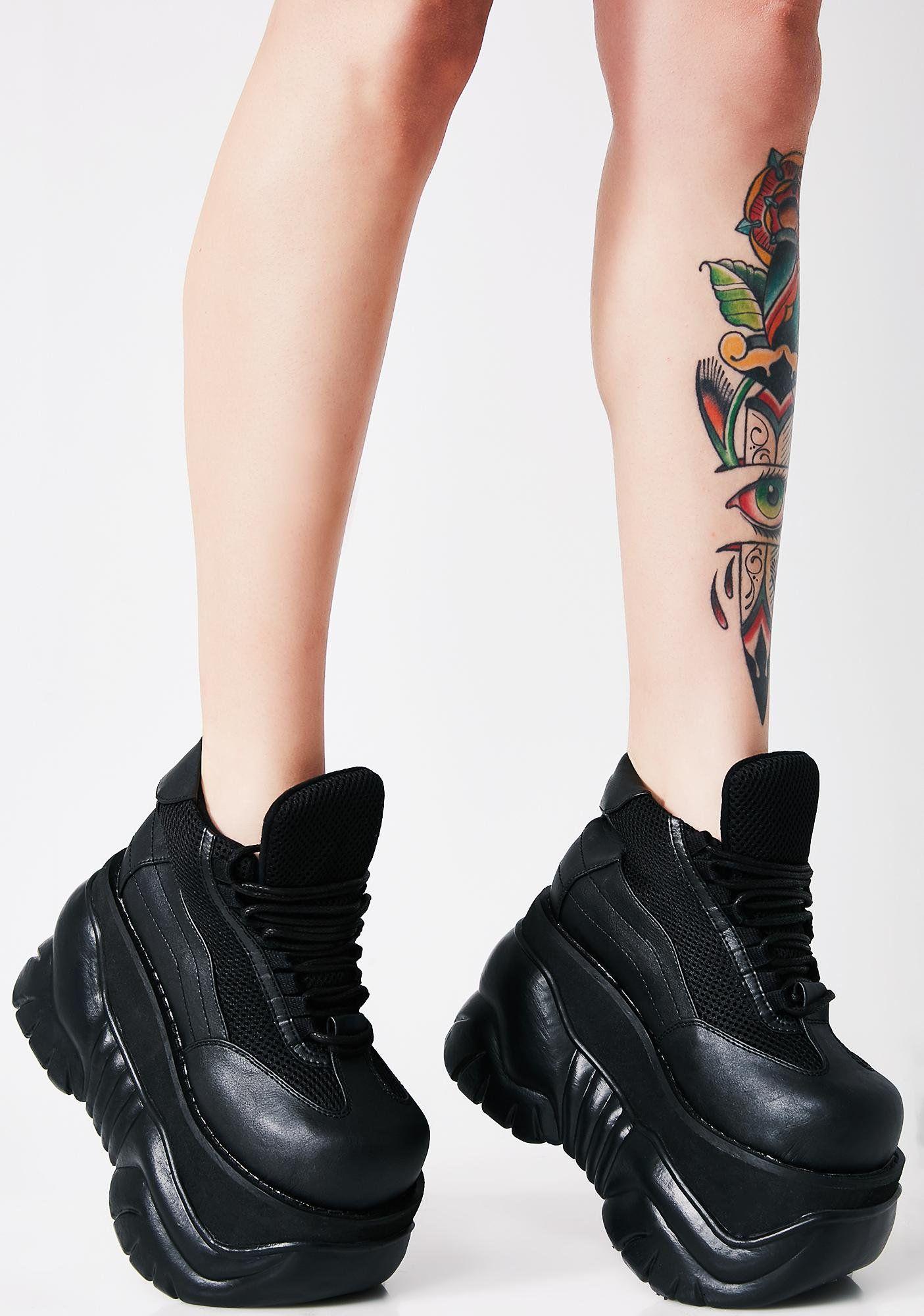 Cyber Platform Sneakers | Platform