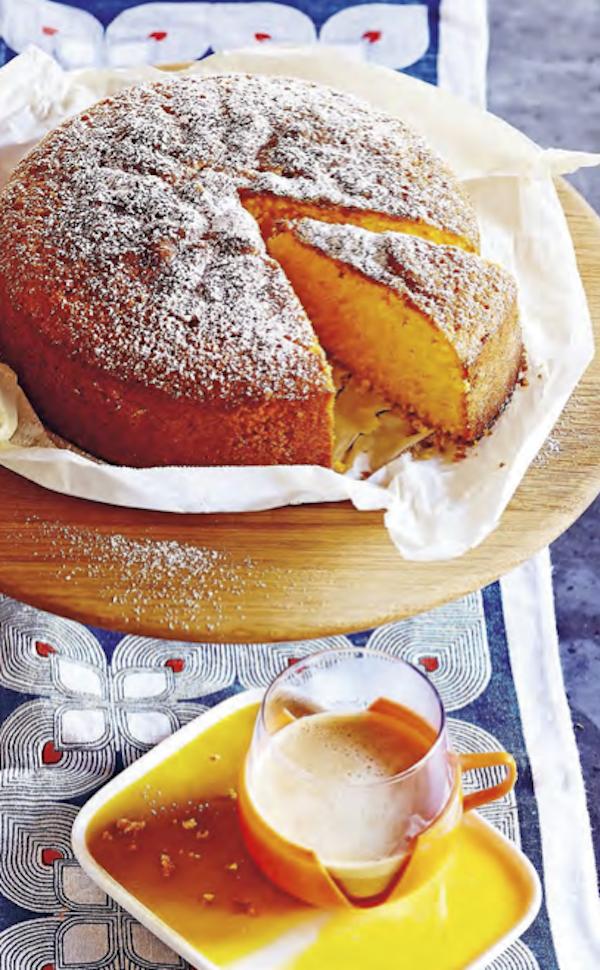 Brazilian cake – Broa de Fuba