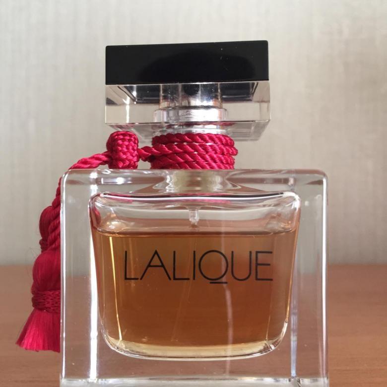 عطر لاليك الاحمر للنساء Perfume Bottles Perfume Bottle