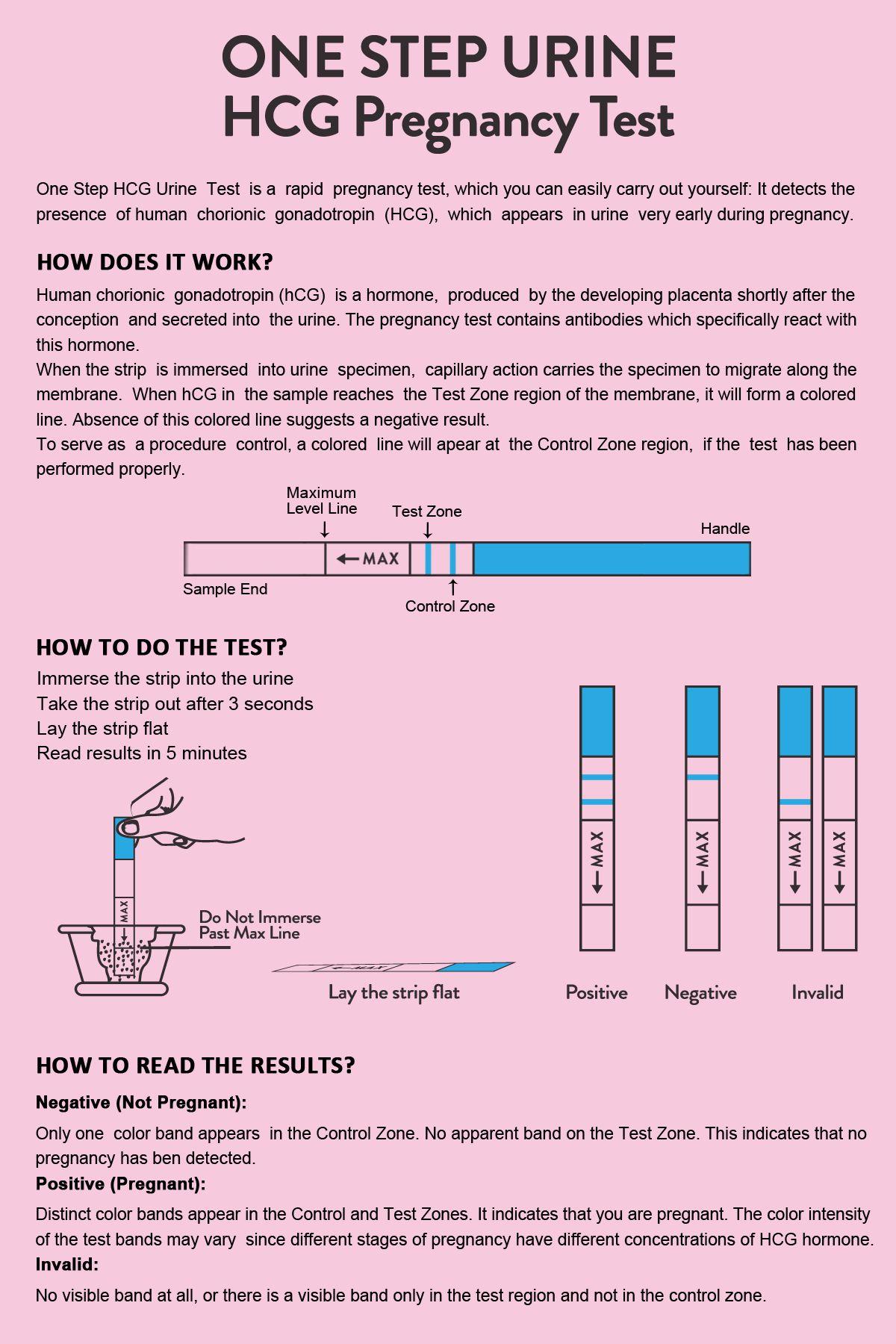 Pregmate hcg pregnancy test strip instructions pregnancy one step pregmate hcg pregnancy test strip instructions solutioingenieria Choice Image
