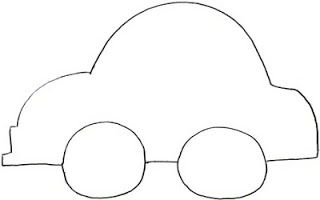 Vehicles  Automobiles Pics   Car Outline Template  Clipart