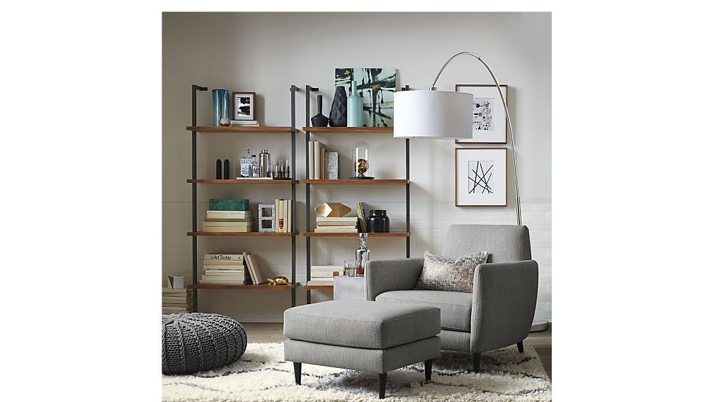 Helix 70 Acacia Bookcase Love These