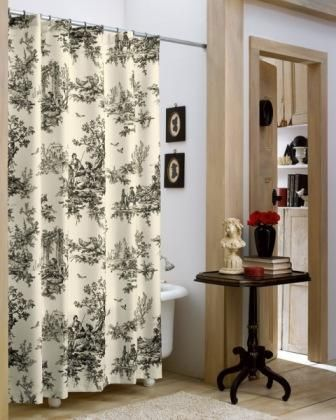 Bouvier Shower Curtain by Thomasville at Home