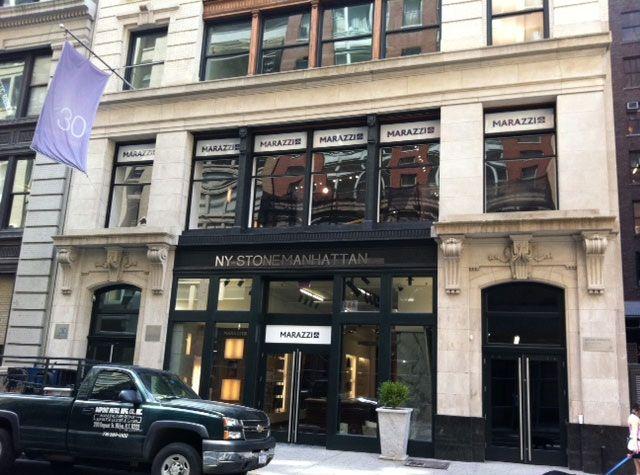 marazzi showroom new york usa around the world pinterest showroom. Black Bedroom Furniture Sets. Home Design Ideas