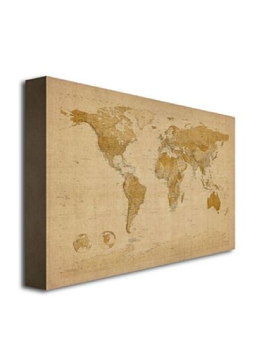 78 off michael tompsett antique world map canvas art wc pinterest 78 off michael tompsett antique world map canvas art gumiabroncs Gallery