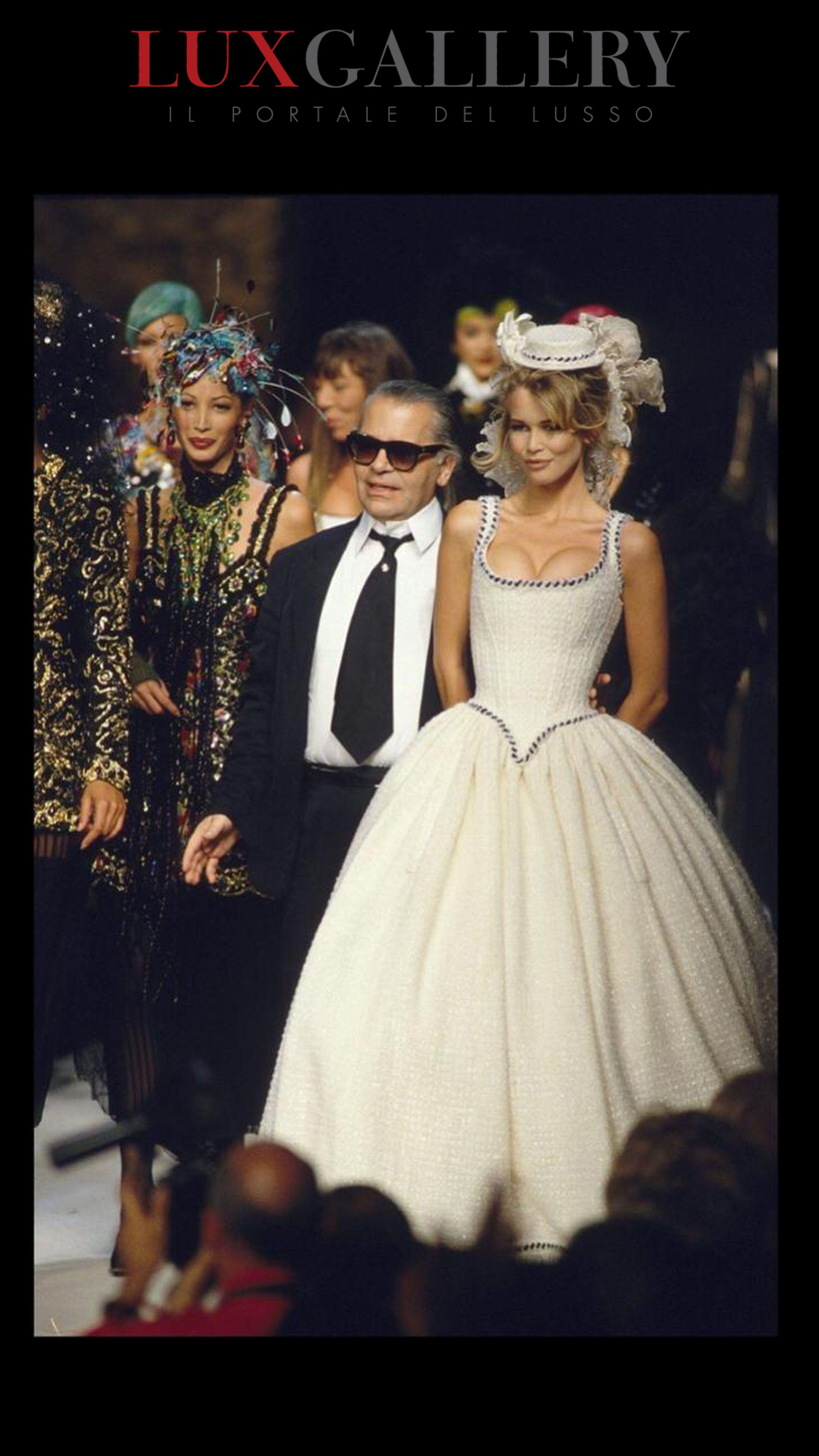 Vestiti Da Sposa Karl Lagerfeld.Pin Su Fashion
