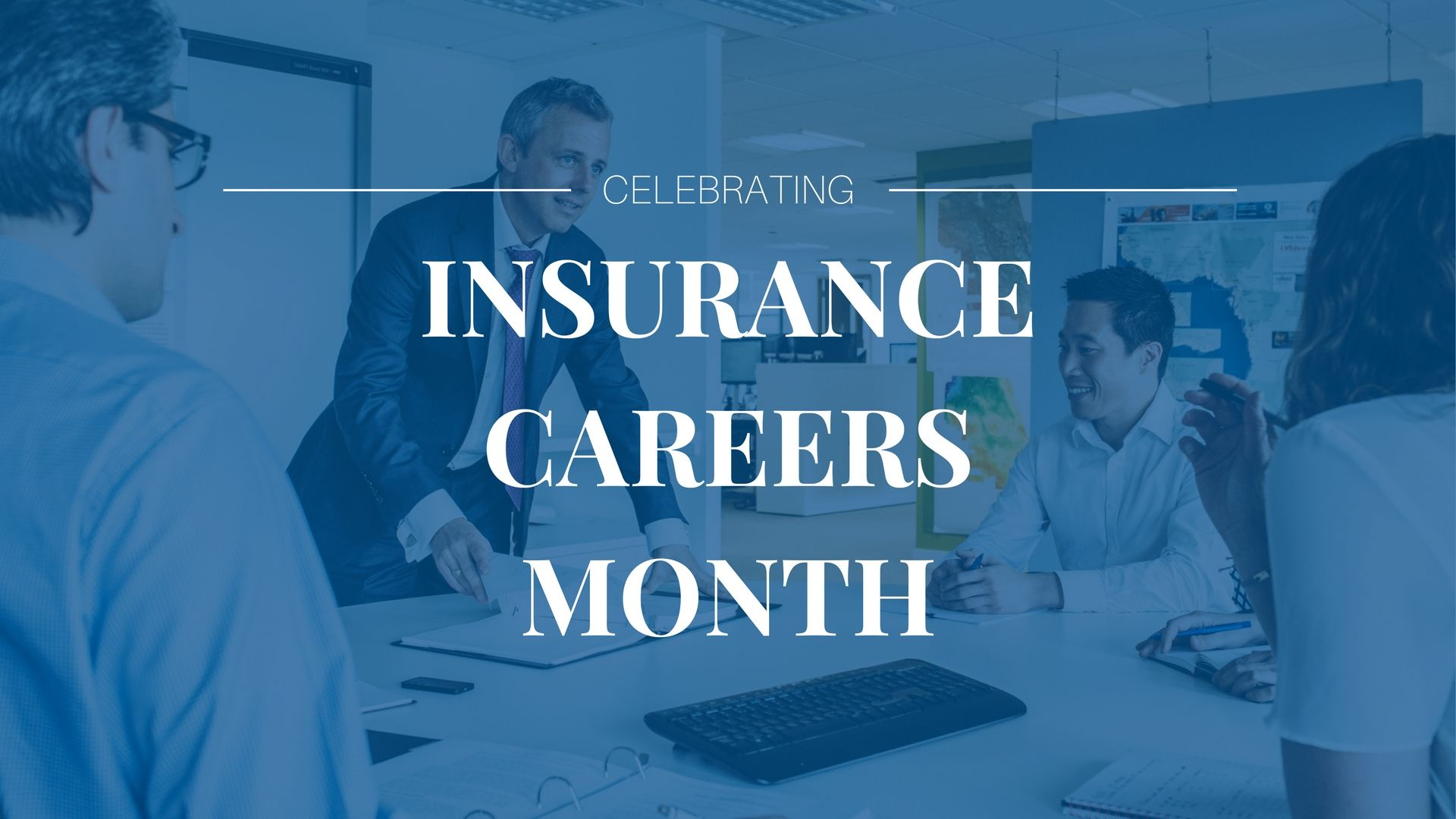 Celebrating Insurance Careers Month Brown Joseph Llc