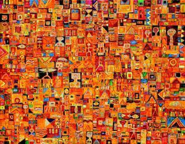 """ Rybicon ""  ( painting nr 901 )"