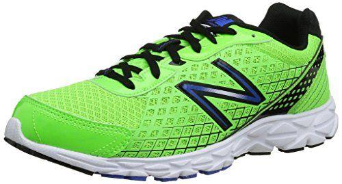 New Balance M590Ob3 - Zapatillas de running para hombre, color green ...