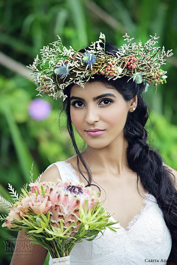 Adorn by Carita Adams 2015 Bridal Collection   Wedding Inspirasi