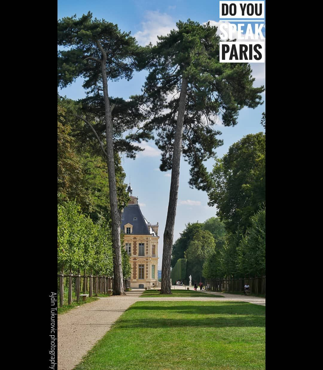 Jardin Classique À La Française le parc de sceaux (92) est un jardin à la française dessiné
