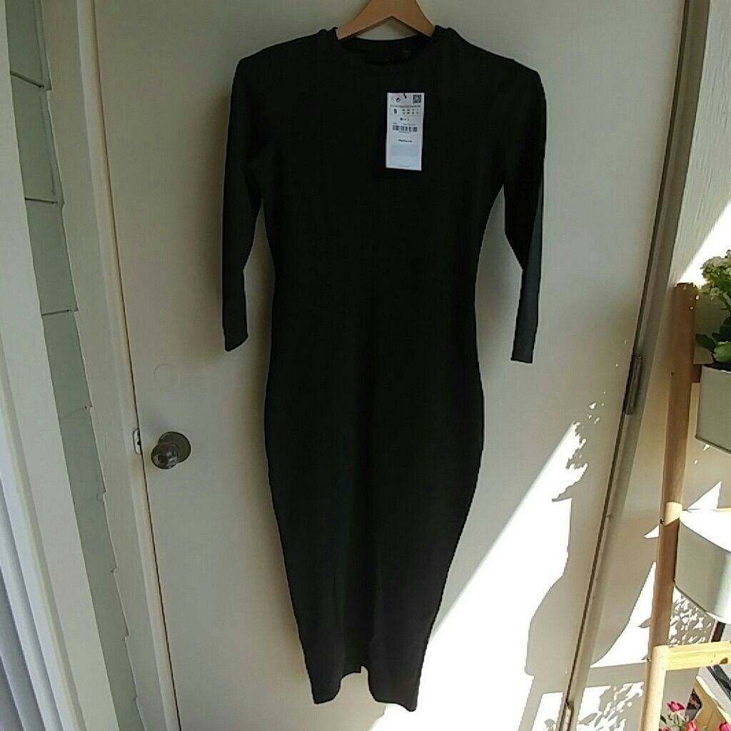 Trf zara brand new long dress products