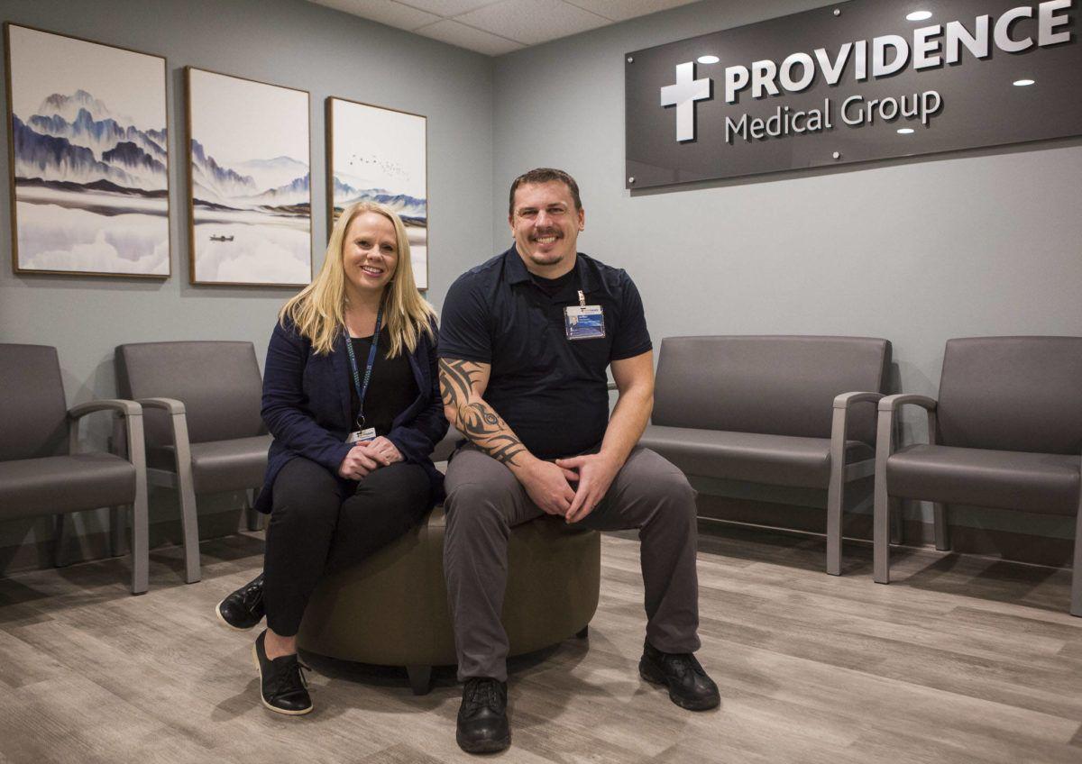 Urgent mental health care clinic, a rarity, opens in Everett | HeraldNet.com