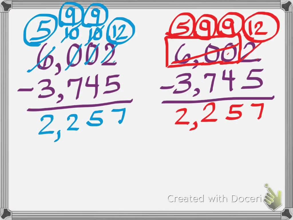Pin By Karen Brown On Esl Math Foundations Subtraction