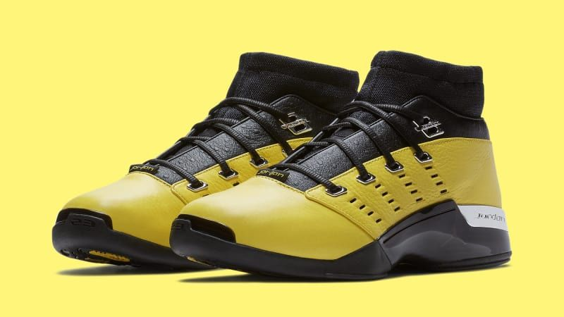 7e36c68985a1df Nike Air Jordan 17 Low