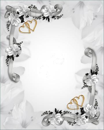 Pin de lorraine de villiers en troue pinterest boda - Marcos de plata para bodas ...