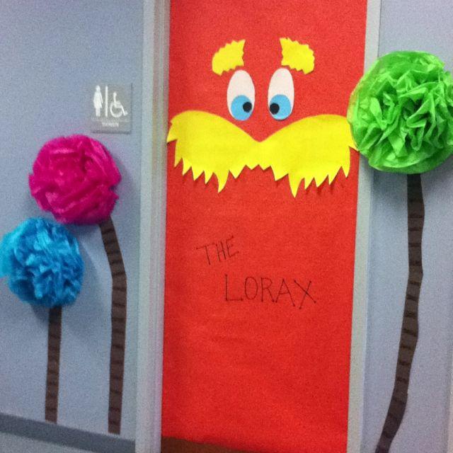 Lorax Classroom Decor : The lorax door decor classroom decoration bulletin