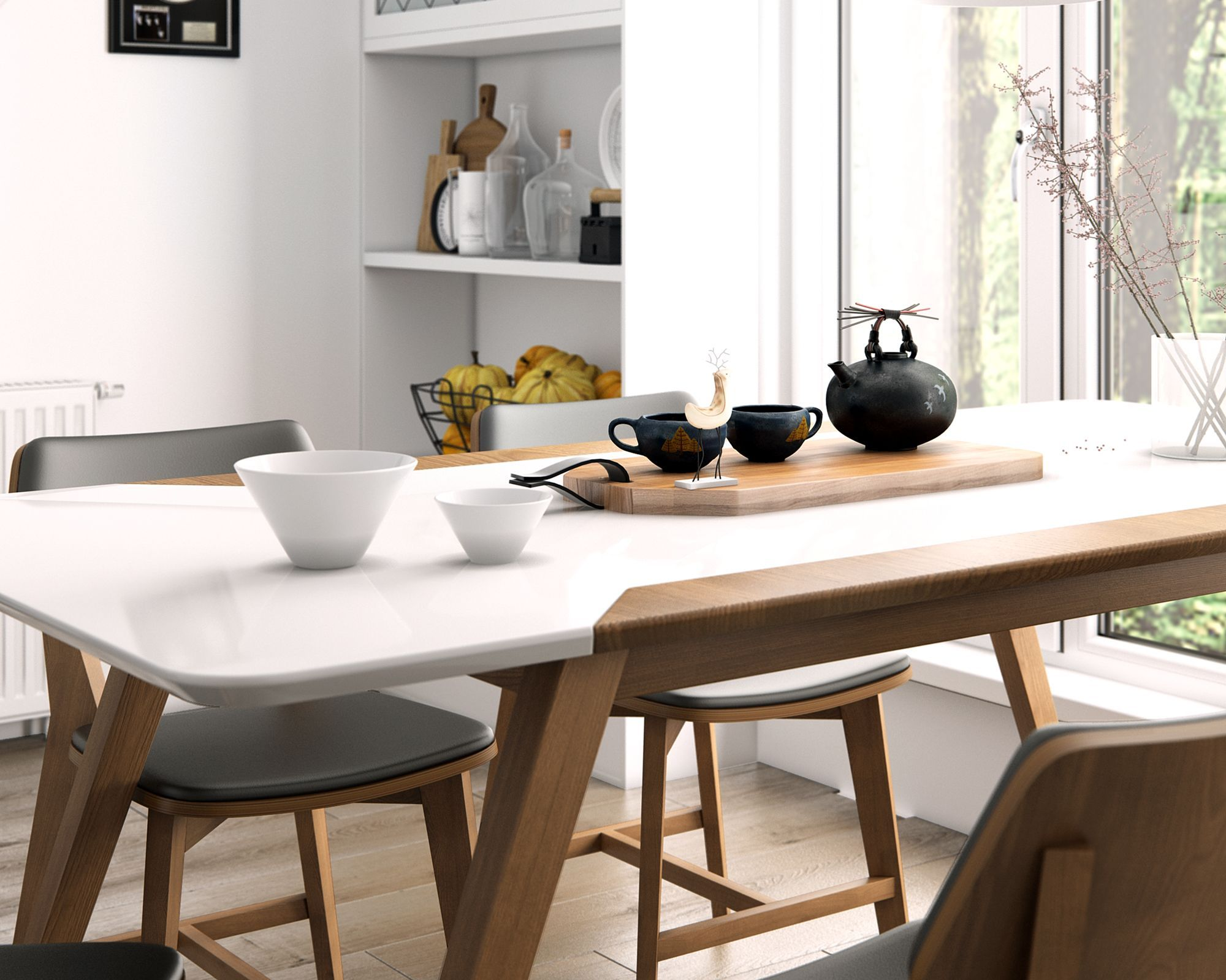 Erik Dining Table Dining Table In Kitchen Modern Dining Table