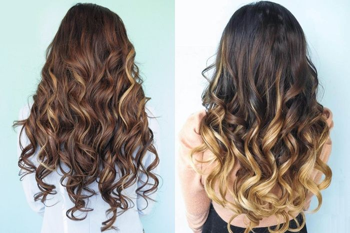 Ombre Clip In Hair Extension Ombre Clip In Human Hair Extensions