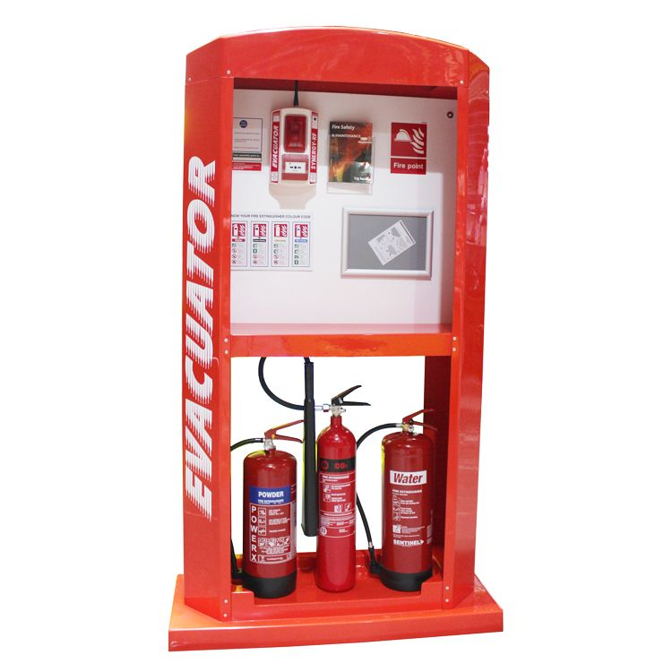 Evacuator Hub Master Fire Strong Grp Construction Perfect For Construction Sites Large Warehouses Services S Fire Fire Extinguisher Extinguisher
