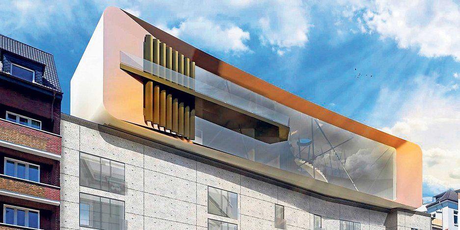 An der Barmbeker Straße entsteht aktuell ein spannendes Wohnprojekt.