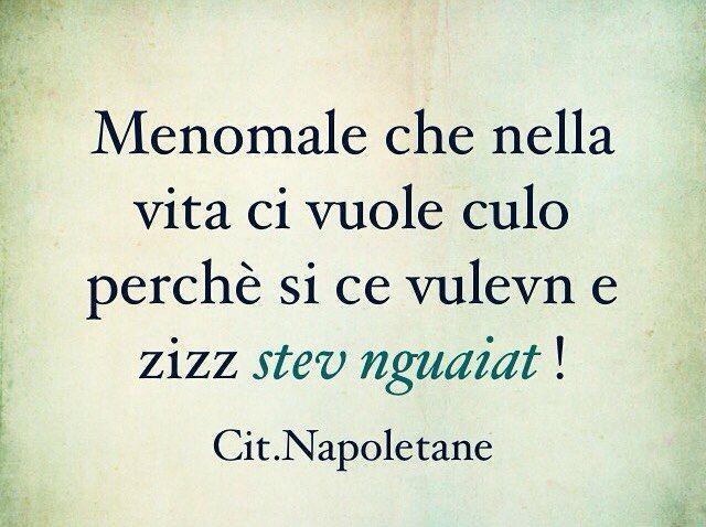 @citazioni_napoletane #napule#vita#napoli#campania#ilovenapoli#madeinsud#napoletano#dialetto#frasi#citazioni#citazioninapoletane#aforismi