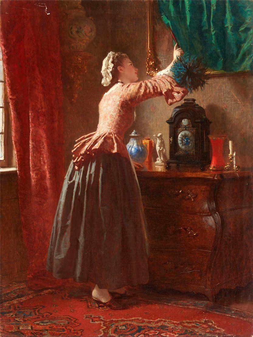 Wilhelm Amberg | Historical painting, Amberg, 18 century art