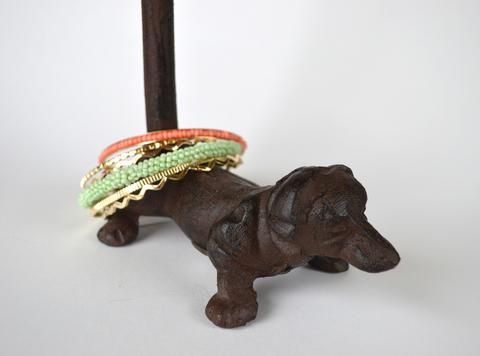 Dachshund Paper Towel Holder Pleasing Cast Iron Dachshund Paper Towel Holder  Wd Stuff For Me  Pinterest Inspiration