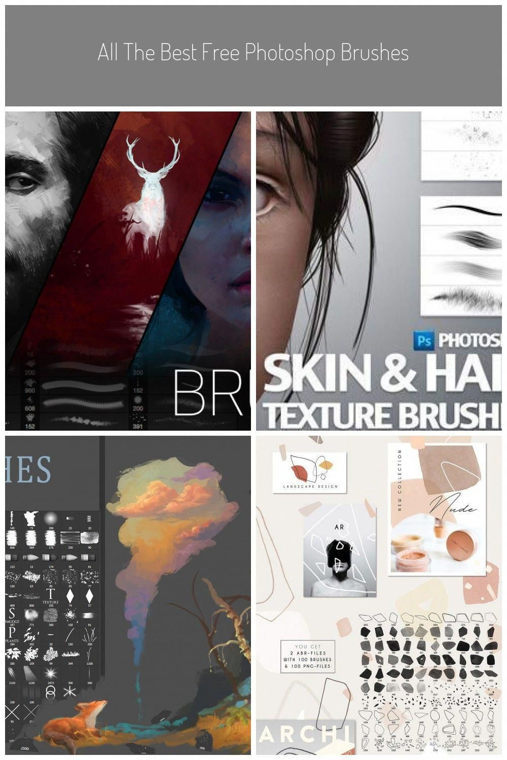 The Best Free Photoshop Brushes Creative Bloq Photoshop Brushes