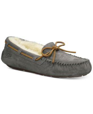 7aa0f824e1 UGG Women Dakota Moccasin Slippers | Products | Womens slippers ...