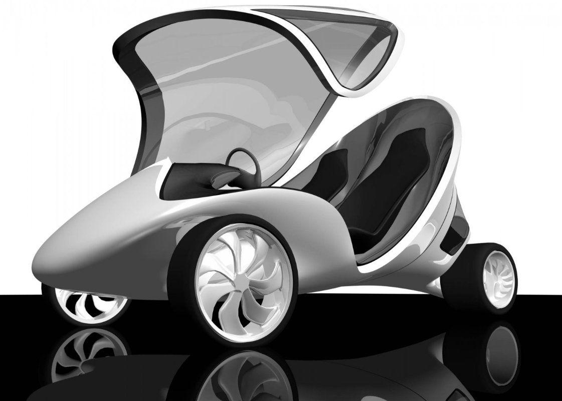 Z Car by Zaha Hadid Earns an A+ www.eluxemagazine.com