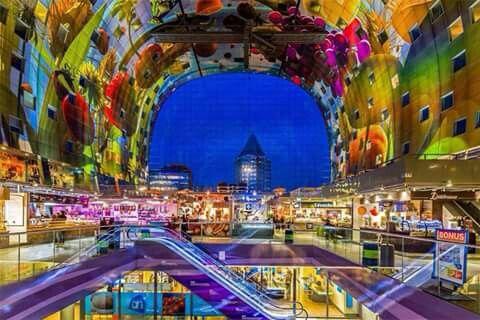 Markthal in Rotterdam♡♡
