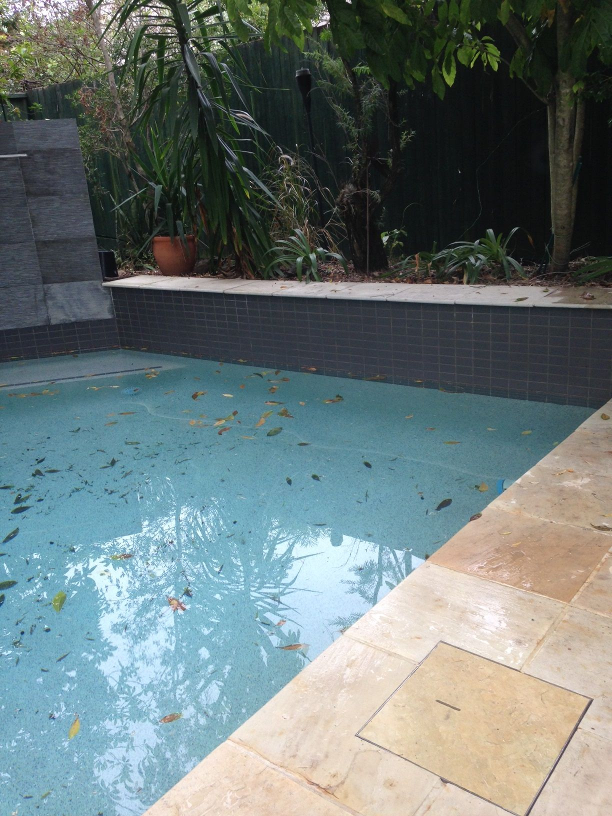 Swimming Pool - Skimmer Lids to match your tiles.   Skimmer Lids ...