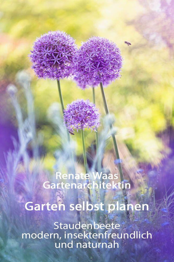 Gartenblog Geniesser-Garten : Staudenbeet planen und anlegen