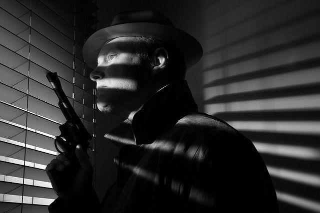 Venetian Blinds in Film Noir.   Film Noir Cinematography   Film noir ... cd476e0971a