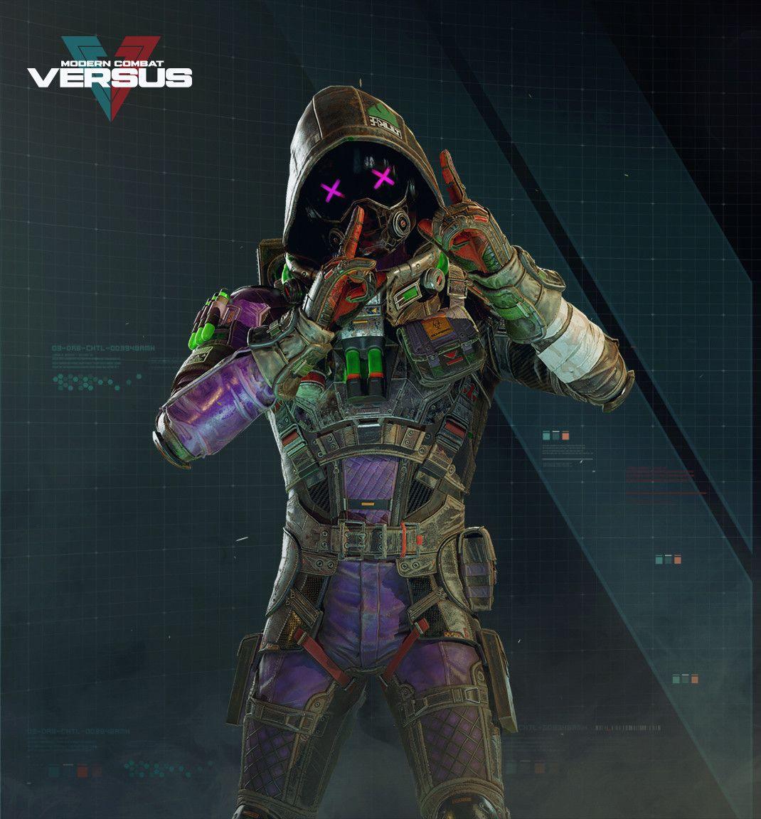 Artstation Kult Modern Combat Versus Gameloft Rodrigue Pralier Concept Art Characters Gameloft Combat