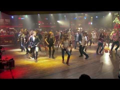 Footloose 2011 official dance tutorial fake id line dance.