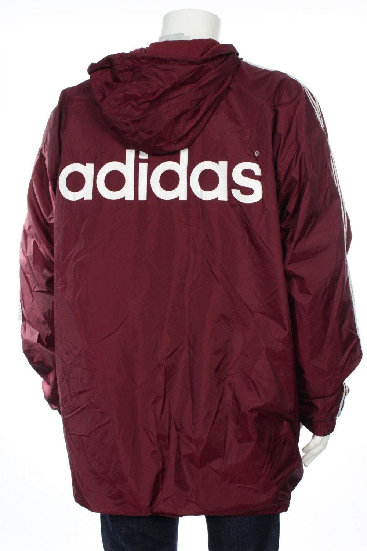 681092573 Vintage 90s Adidas adidas trefoil Hip Hop Rap Style Jacket Big Logo Spell  Out Maroon Size XL/XXL D10 by VapeoVintage on Etsy