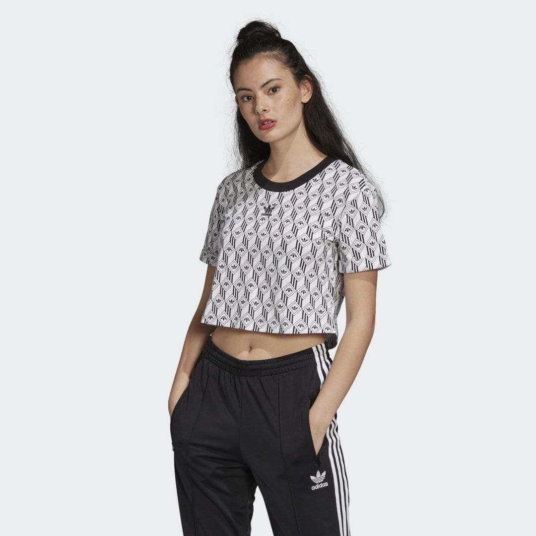 Photo of adidas Cropped Tee