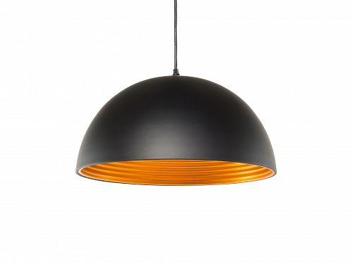 Lampade Da Soffitto Ikea : Lampada da soffitto nera opaca e color oro grand cose da