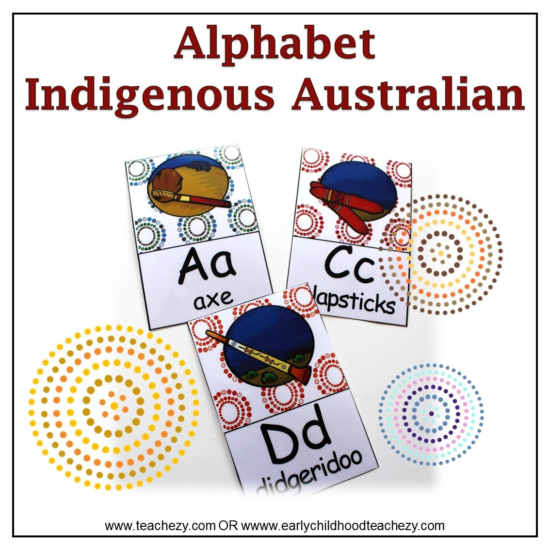 Alphabets With Images